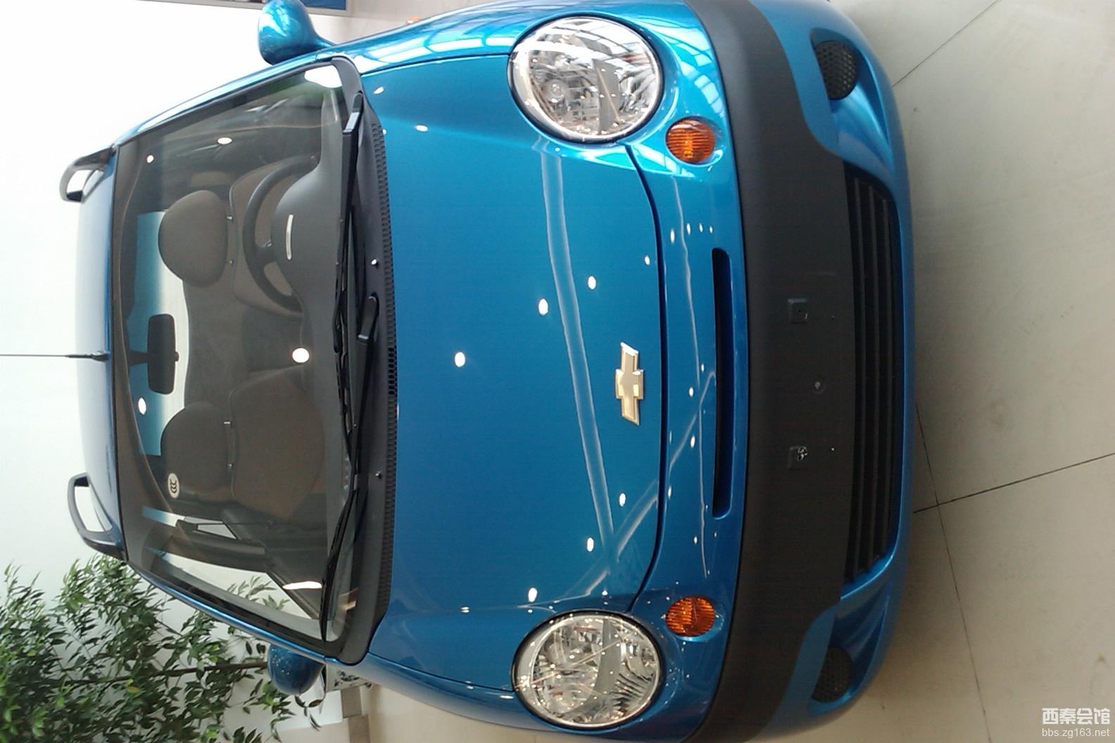 雪佛兰乐驰宝骏乐驰1.0 1.2可靠的座驾,可靠的伙伴高清图片