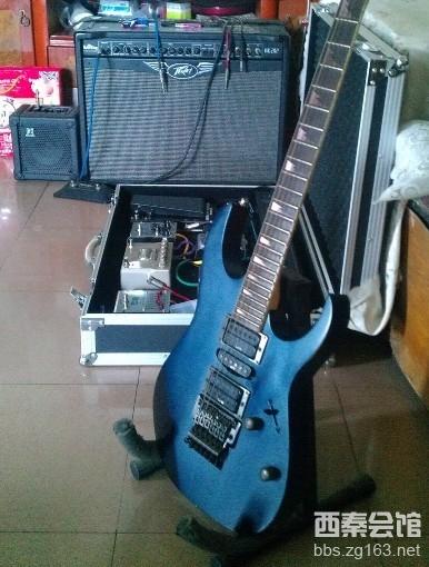 秒价出大规模乐队排练室音箱 电吉他等设备