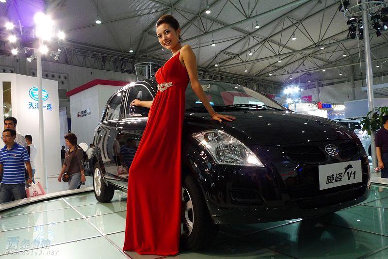 第12届成都汽车展览会 西秦会馆 自贡在线 -第12届成都汽车展览会高清图片
