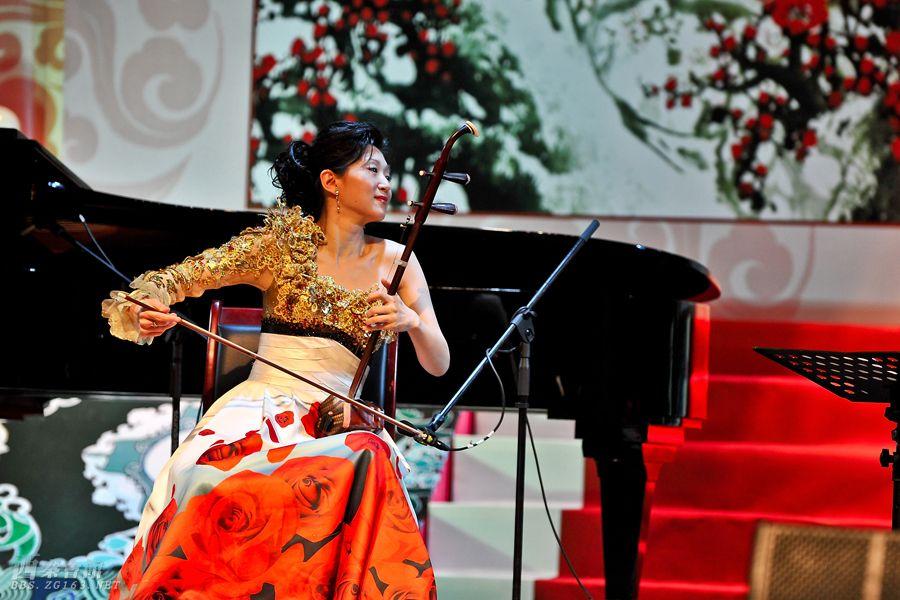 红梅赞 于红梅二胡独奏音乐会